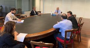 Occhiuto e Manna: presto un referendum popolare sull'istituzione della Città Unica