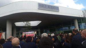 Parco Acquatico di Rende - Parco Acquatico di Rende, minacce alla giornalista Erika Crispo: le reazioni