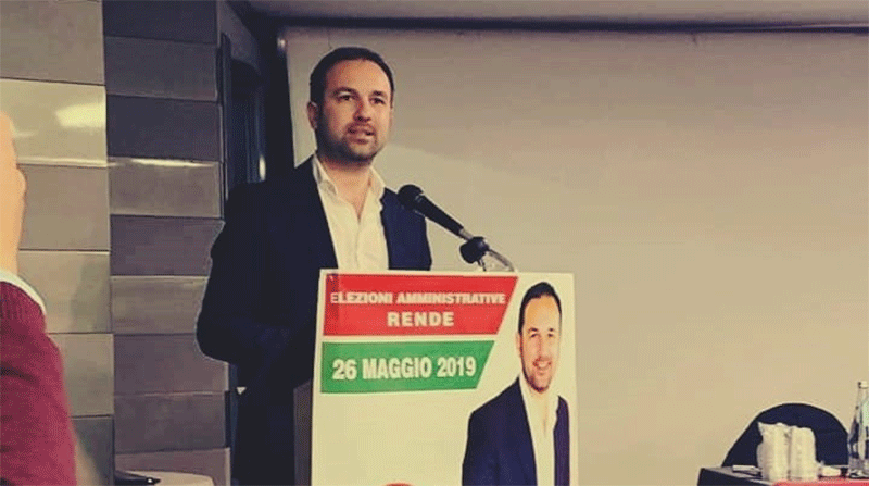 Francesco Tenuta - Segretario Sezione PSI Rende