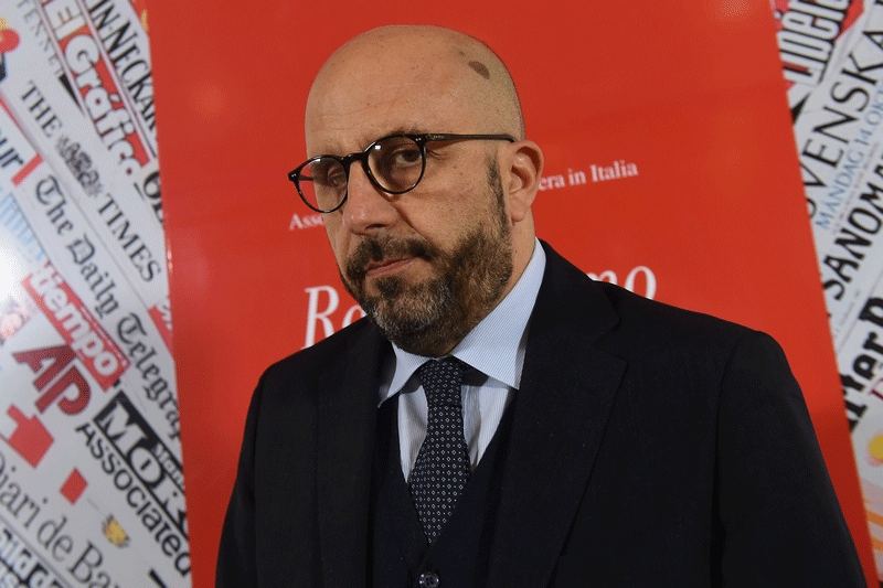 Marco Miccoli - Commissario della Federazione Provinciale di Cosenza