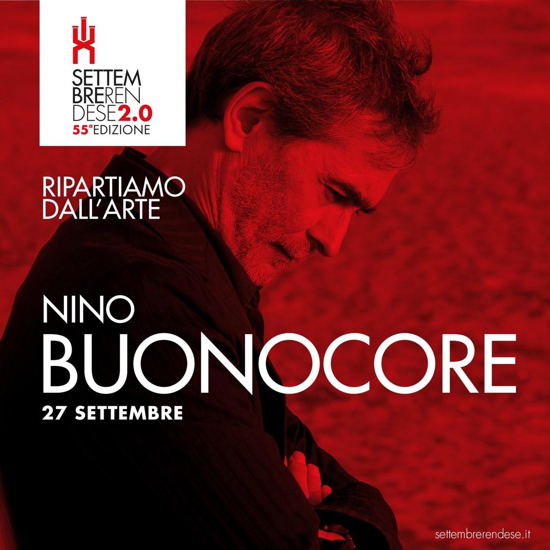 Settembre Rendese: stasera il concerto di Nino Buonocore