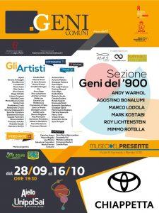 Settembre Rendese, inaugurazione della collettiva d'arte al Museo del Presente