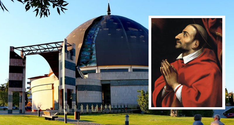 La chiesa festeggia San Carlo Borromeo - parrocchia Rende