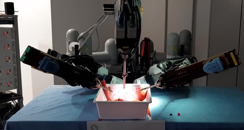 Milano e Unical unite per l'Innovativo sistema di tele-chirurgia mini-invasiva