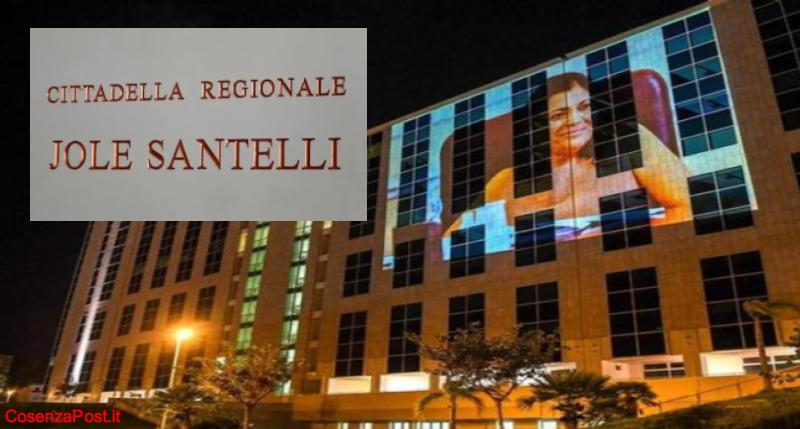 Cittadella Regionale Calabria intitolata a Jole Santelli nel giorno del suo 52esimo compleanno