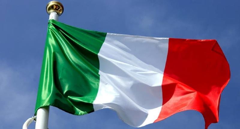 Festa del tricolore 224 anni Italia