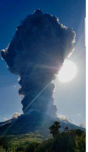 Stromboli eruzioni 2019