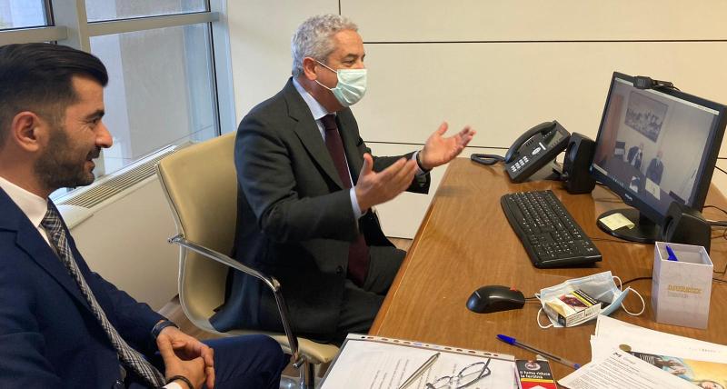 Autorità Idrica Calabria_ continua l'impegno del Presidente AIC Manna