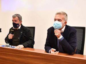 Nino Spirlì e Gianluca Gallo
