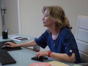 Sandra Savaglio, Assessore Istruzione Regione Calabria