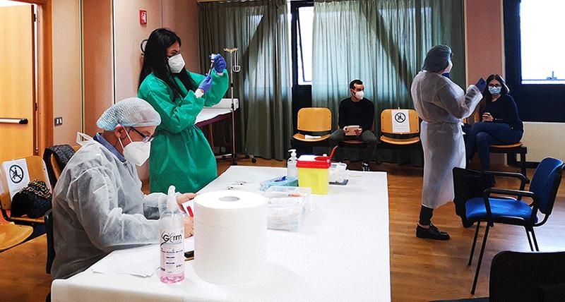 Campagna vaccinale aperta all'Unical, martedì scade il termine per aderire