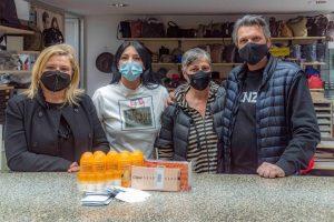 Comune di Rende e Oncomed a fianco dei malati oncologici
