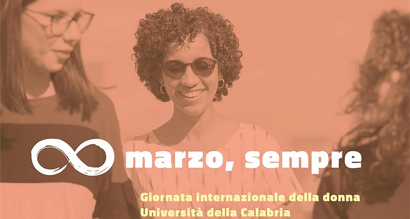 Le iniziative dell'Unical per la Giornata internazionale della donna