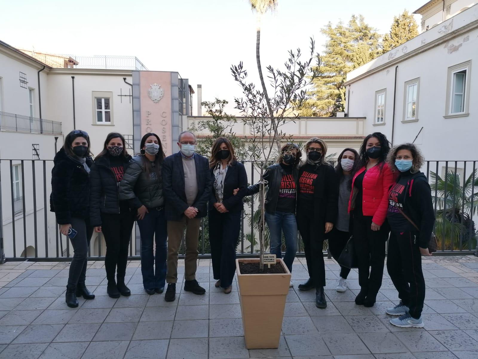 Violenze di genere e ambiente, Provincia di Cosenza aderisce a One Billion Rising 2021