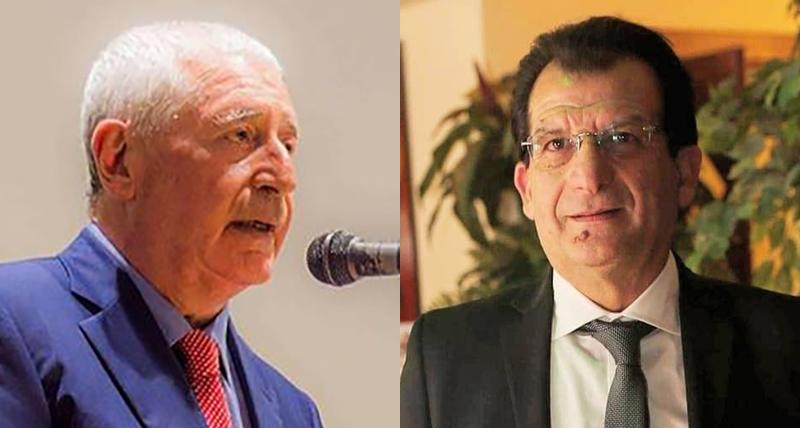 Sandro Principe e Franco Beltrano di Federazione Riformista Rende