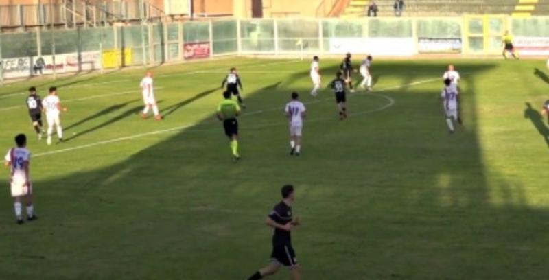 24 esima giornata del campionato di Serie D_ Rende-Paternò termina 0-0