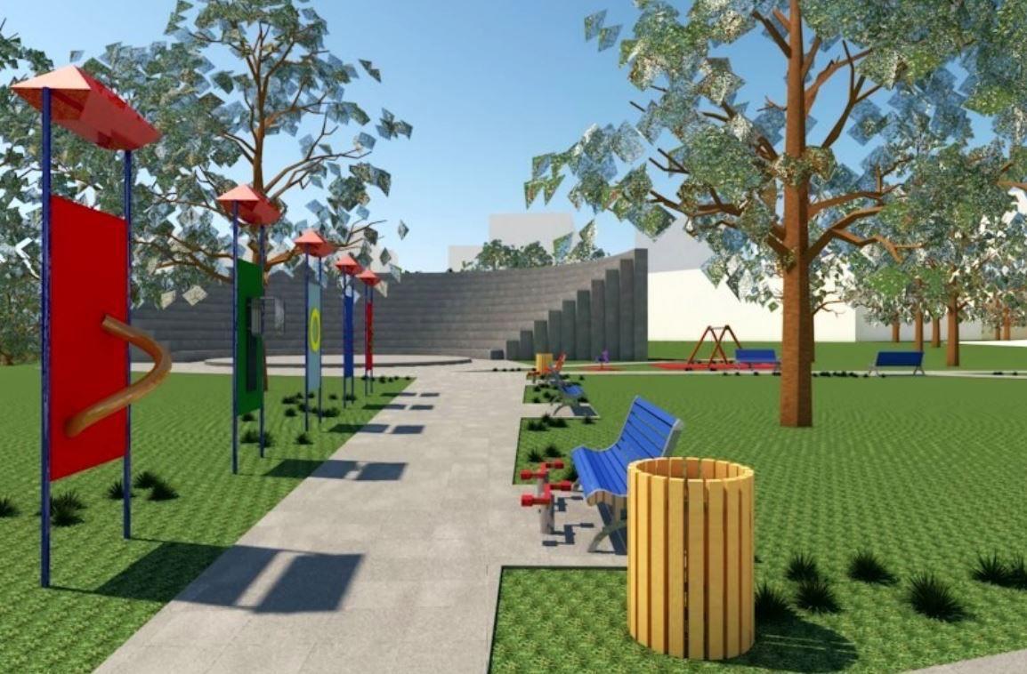 Rende, approvato il progetto che unirà Parco Robinson e Nicolas Green