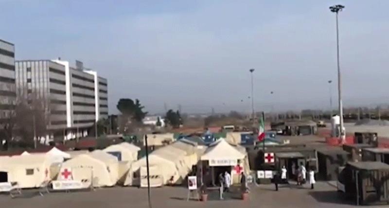 I sindaci dell'area urbana di Cosenza, ripristinare l'ospedale da campo