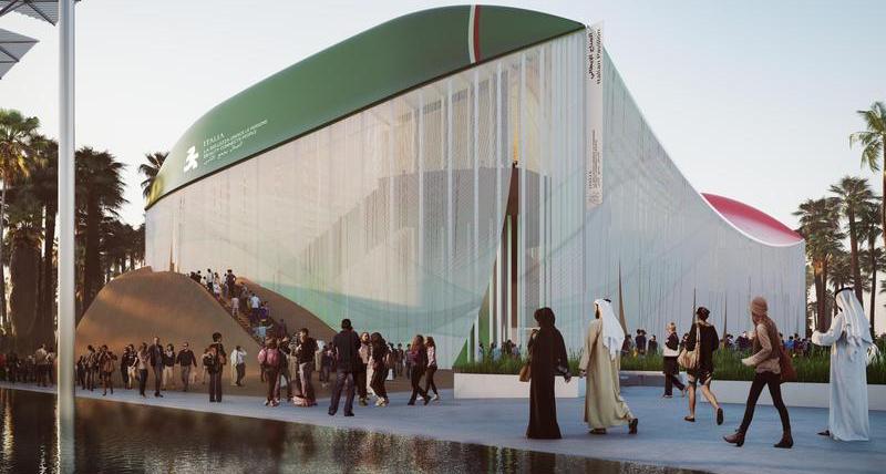 EXPO DUBAI, CALABRIA PROTAGONISTA CON SALVATORES