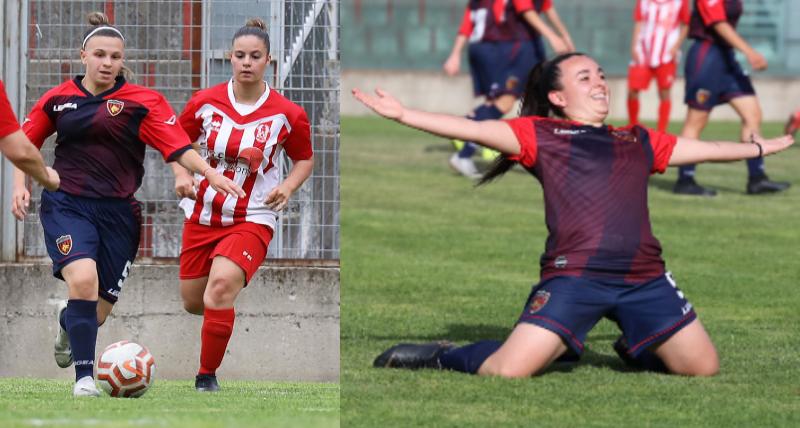 Eccellenza Femminile, il derby è rossoblù_ il Cosenza travolge 9-0 il Rende (Ph. Ilcosenza.it)