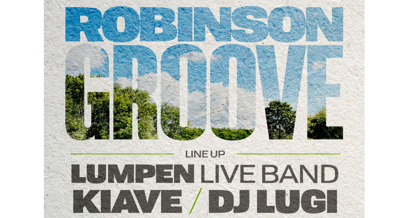 Robinson Groove_ a Rende festival all'insegna dei suoni bruzi con Lumpen, Kiave e Dj Lugi