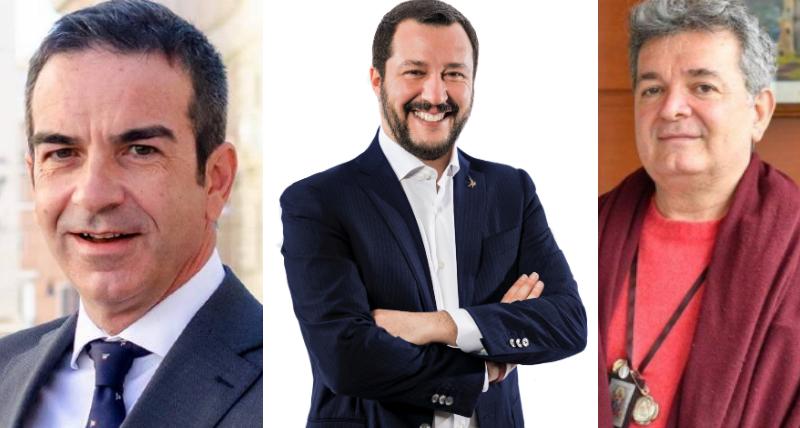 Salvini_ _In Calabria Ticket Occhiuto-Spirlì per valorizzare passato, presente e futuro_