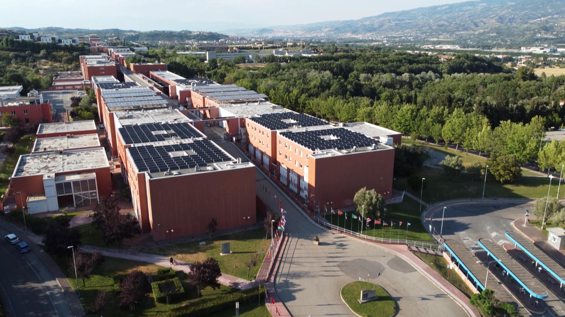 L'Unical è il campus più grande d'Italia e uno dei più verdi d'Europa 2