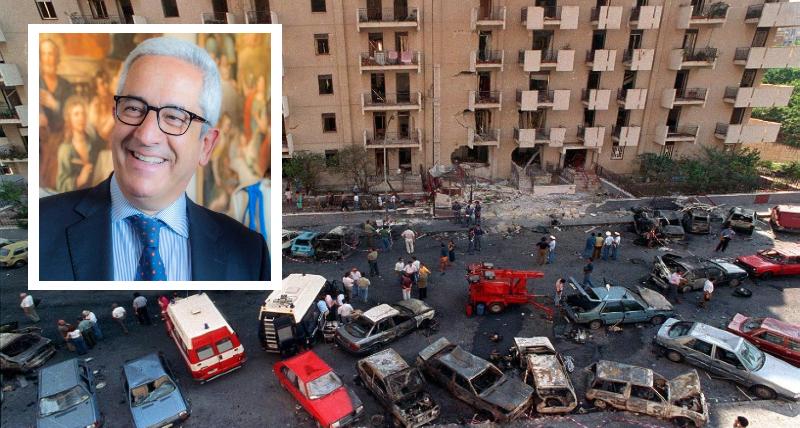 Strage di Via d'Amelio, per l'anniversario il sindaco di Rende Manna ricorda il giudice Borsellino