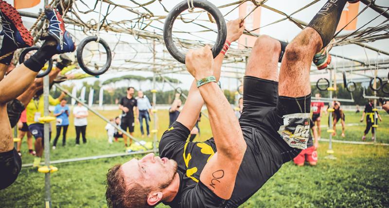 A Rende il primo evento O.C.R (Obstacle Course Race) in Calabria