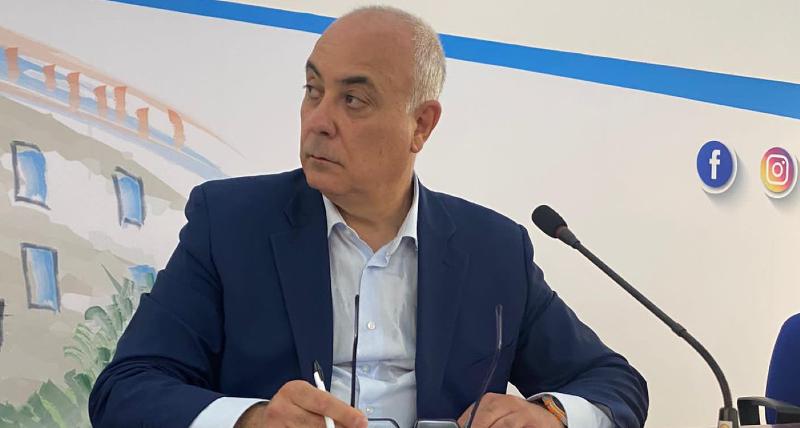 Presidente di Confcommercio Calabria, Klaus Algieri