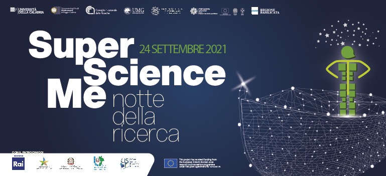 """""""SuperScienceMe – Research is your Re-Generation"""" unical calabria"""