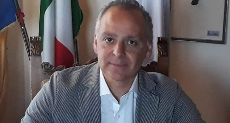 vice sindaco di Castrolibero, avv. Angelo Gangi,