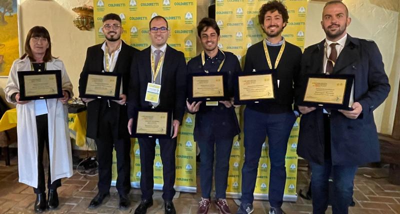 Coldiretti Calabria_ i vincitori della finale regionale Oscar Green 2021