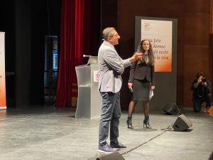 Il professore Valentini al workshop UniCal longs 4 Excellence