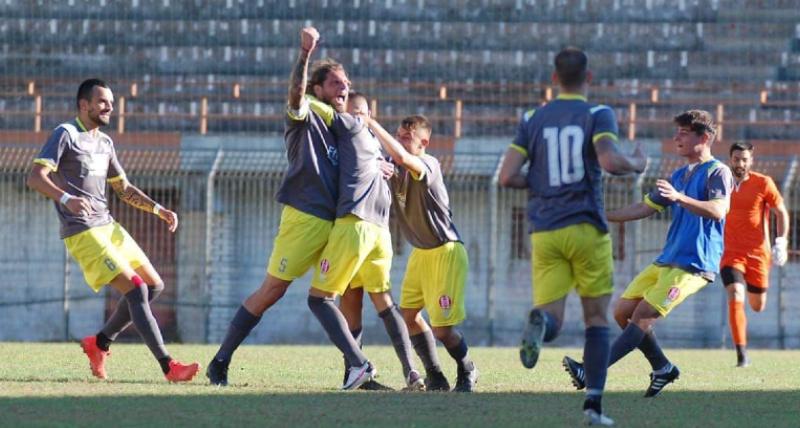 Serie D, arriva la prima vittoria per il Rende_ manita alla Sancataldese